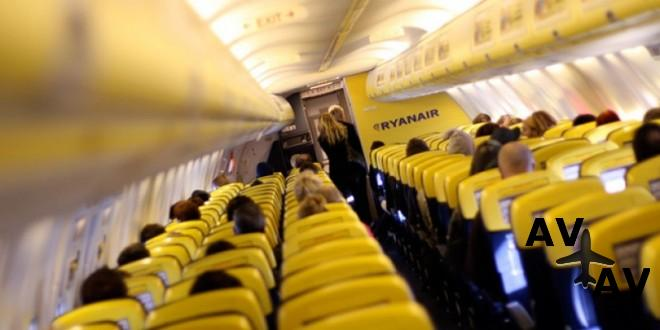 Грандиозная распродажа Ryanair!