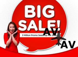 Авиабилеты AirAsia от 3 $