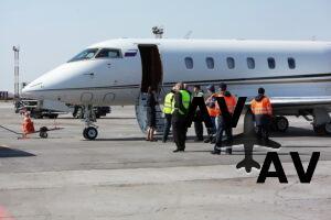 Бизнес-полеты поднялись на мундиале